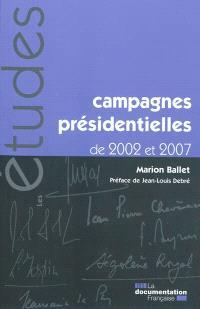 Campagnes présidentielles de 2002 et 2007 : les documents pour comprendre