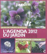 L'agenda 2012 du jardin