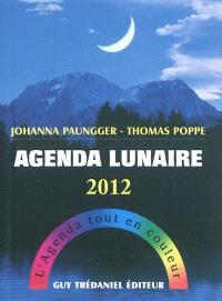 Agenda lunaire 2012