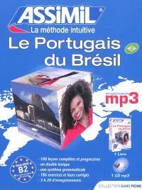 Le portugais du Brésil : pack MP3