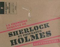 Le secret du Pharaon : la première enquête de Sherlock et Phinnaeus Holmes