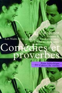 Comédie et proverbes. Volume 2