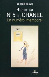 Histoire du N° 5 de Chanel : un numéro intemporel