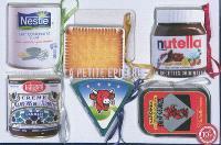La petite épicerie : 6 livres magnets
