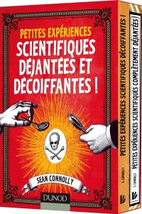 Petites expériences scientifiques déjantées et décoiffantes !