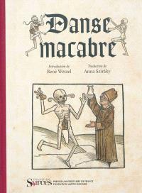 Danse macabre : incunable allemand : Mayence, Jacob Meydenbach, vers 1490