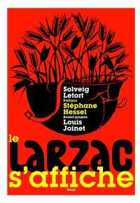 Le Larzac s'affiche