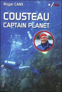 Cousteau, captain Planet