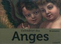 Calendrier des anges : 52 semaines