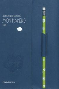 Mon kakebo : agenda de comptes japonais 2012