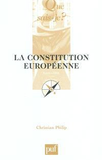 La Constitution européenne
