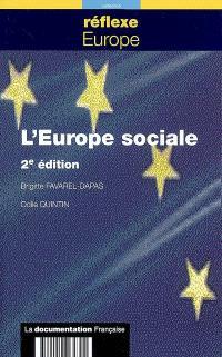 L'Europe sociale : enjeux et réalités