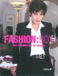 Fashion : box : les icônes de la mode