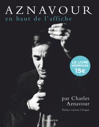 Charles Aznavour en haut de l'affiche