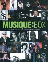 Musique : box : la musique par les grands photographes