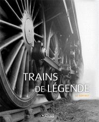 Trains de légende : le coffret