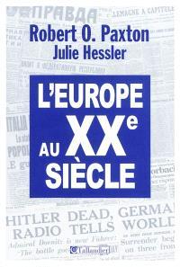 L'Europe au XXe siècle