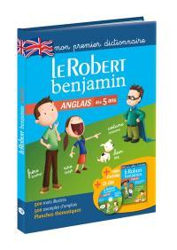Le Robert benjamin anglais : dictionnaire