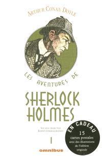 Les aventures de Sherlock Holmes. Volume 1