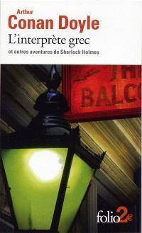 L'interprète grec : et autres aventures de Sherlock Holmes