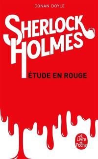 Sherlock Holmes, Etude en rouge