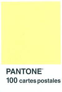 Pantone : 100 cartes postales