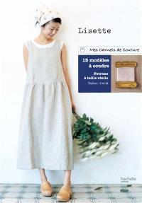 Lisette, 15 modèles en lin à coudre pour soi