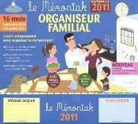 Organiseur familial Mémoniak 2011