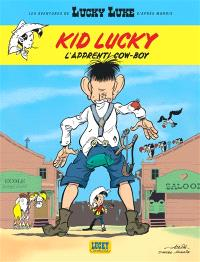 Les aventures de Kid Lucky. Volume 1, L'apprenti cow-boy