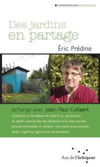 Des jardins en partage : échange avec Jean-Paul Collaert