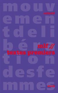 Mouvement de libération des femmes : textes premiers
