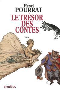 Le trésor des contes. Volume 2