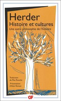 Histoire et cultures : une autre philosophie de l'histoire