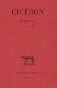 Les devoirs. Volume 2, Livres II et III