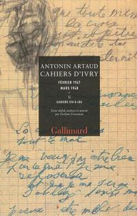 Cahiers d'Ivry : février 1947-mars 1948