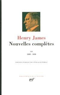 Nouvelles complètes. Volume 3, 1888-1898