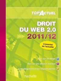 Droit du Web 2.0 : 2011-12
