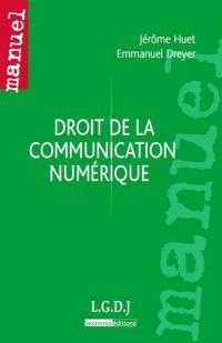 Droit de la communication numérique