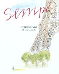 Sempé : un peu de Paris et d'ailleurs