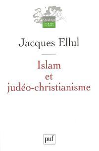 Islam et judéo-christianisme