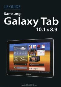 Le guide Samsung Galaxy Tab, 10.1 & 8.9