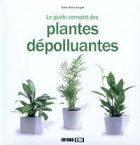 Le guide complet des plantes dépolluantes
