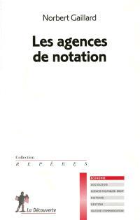 Les agences de notation