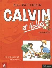 Calvin et Hobbes : intégrale. Volume 6