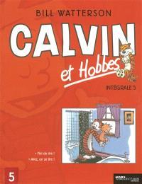 Calvin et Hobbes : intégrale. Volume 5