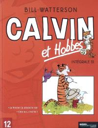 Calvin et Hobbes : intégrale. Volume 12