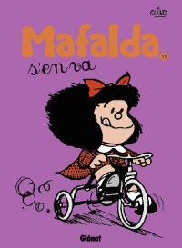 Mafalda. Volume 11, Mafalda s'en va