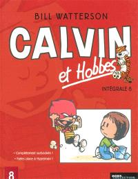 Calvin et Hobbes : intégrale. Volume 8