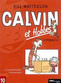 Calvin et Hobbes : intégrale. Volume 10