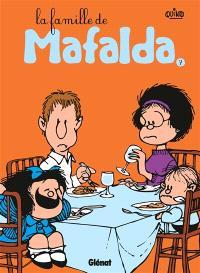 Mafalda. Volume 7, La famille de Mafalda